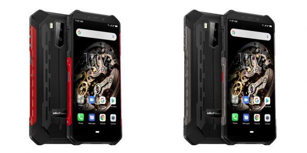 Смартфон Ulefone Armor X5