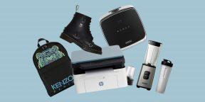 Скидки на Кроссовки Nike, рюкзак Kenzo, часы Hugo Boss и другие дорогие товары