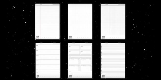 Штука дня: Rocketbook Orbit — бесконечный блокнот для записей с облачной синхронизацией