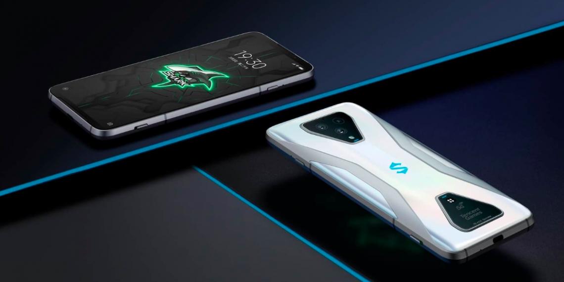 Xiaomi представила игровой смартфон Black Shark 3