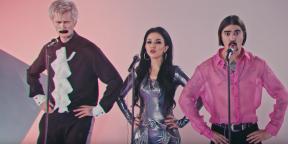 Little Big представила песню Uno, с которой выступит на «Евровидении»