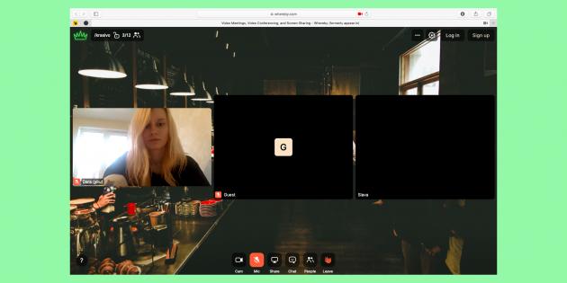 Сайт дня: виртуальный бар, в котором можно выпить и поговорить с незнакомцами