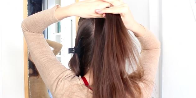 Причёски с чёлкой: нначните заплетать колосок
