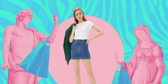 Где купить базовую футболку: девушки советуют любимые магазины