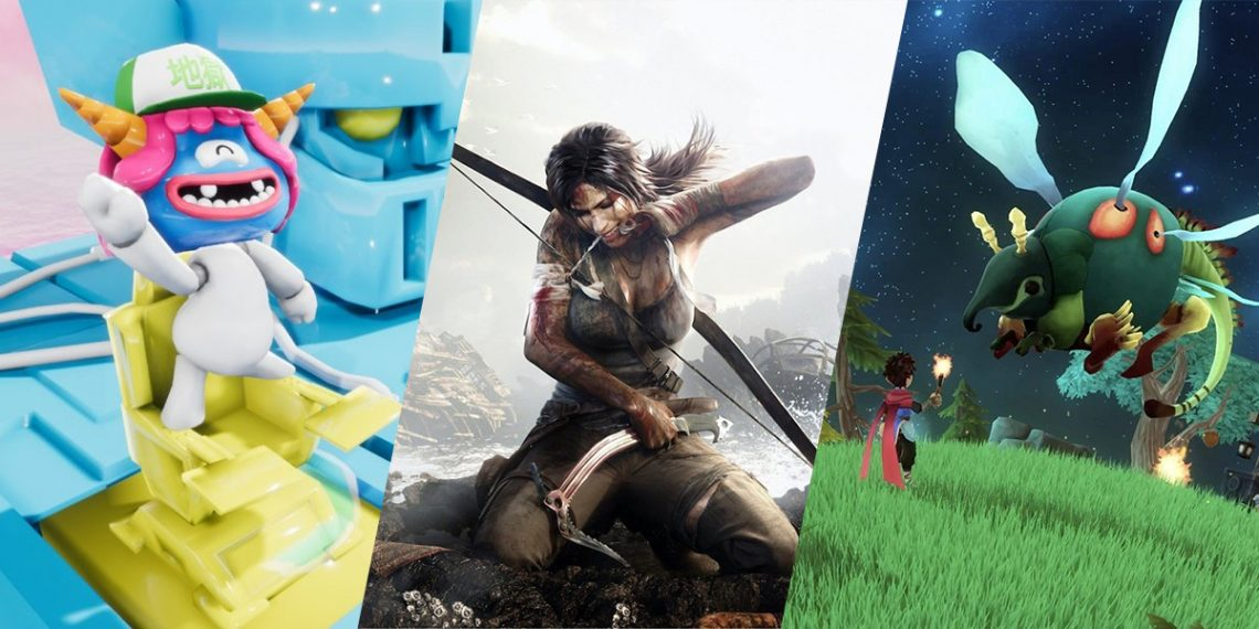 Steam раздаёт Tomb Raider и ещё 4 игры