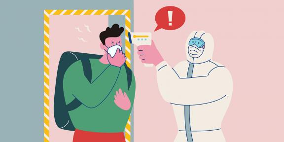 11 популярных советов, которые не спасут вас от коронавируса