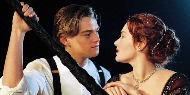 Самые кассовые фильмы: «Титаник»