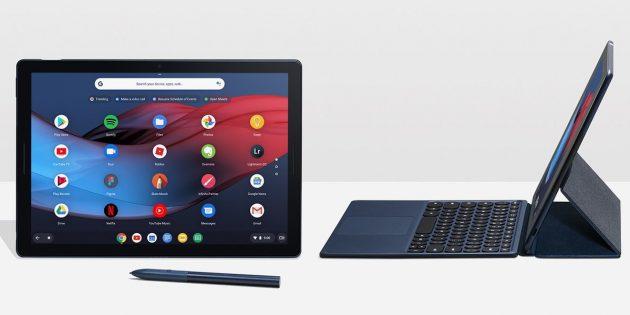 Chromebook-трансформер Google Pixel Slate