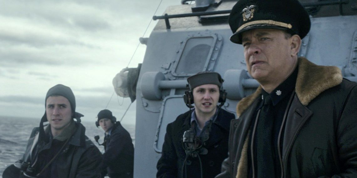 Том Хэнкс в трейлере фильма «Грейхаунд»