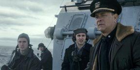 Том Хэнкс в роли командира корабля в трейлере военной драмы «Грейхаунд»