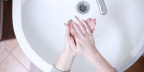 ВОЗ рассказала, как нужно мыть руки. А вы всё делаете правильно?