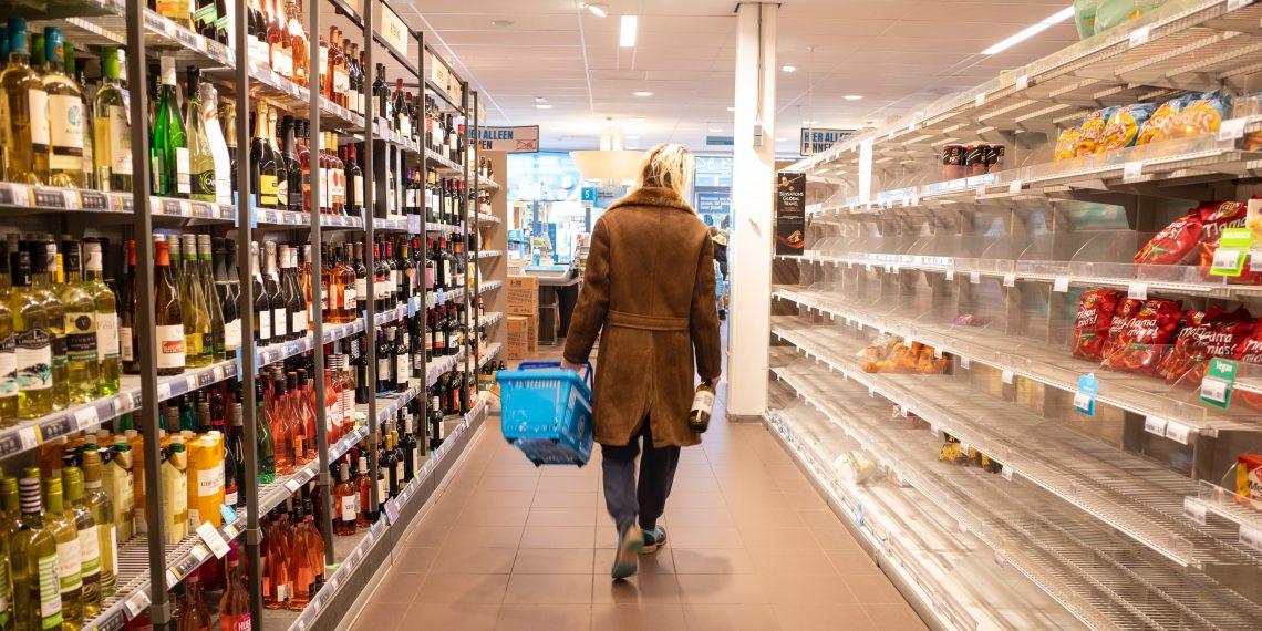 Как закупаться продуктами в пандемию