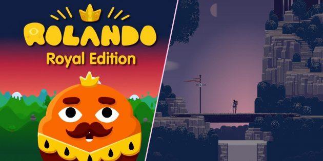 Rolando: Royal Edition и Superbrothers стали временно бесплатными для смартфонов