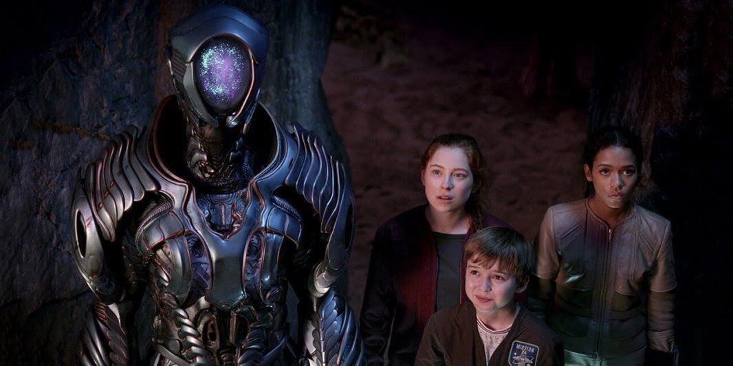 Netflix анонсировала 3 сезон «Затерянных в космосе»