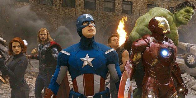 Самые кассовые фильмы: «Мстители»