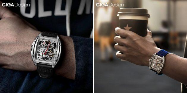 Часы Xiaomi CIGA Z-Series