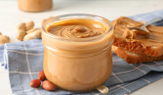 Классическая арахисовая паста
