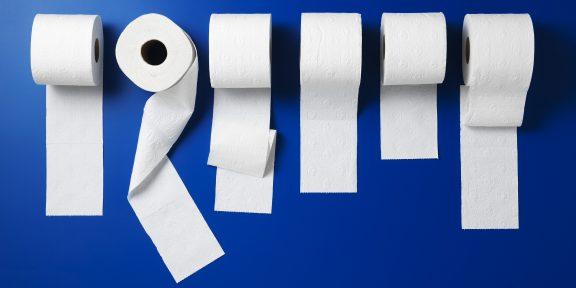 Сколько туалетной бумаги нужно на двухнедельный карантин