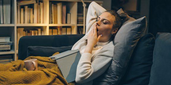 8 расслабляющих вечерних привычек