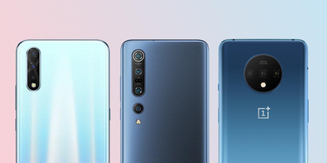 Xiaomi возглавила рейтинг самых мощных смартфонов по версии AnTuTu