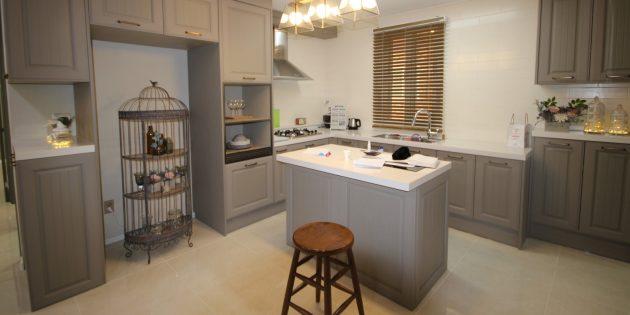 Ремонт кухни: правильно разместите тёплый пол