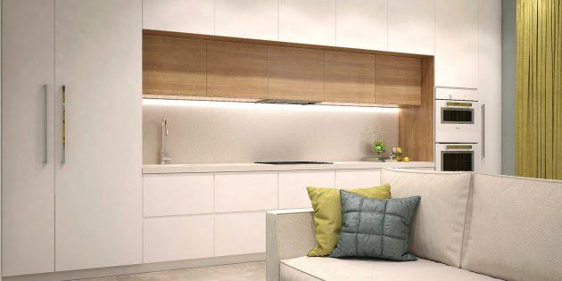 Ремонт кухни: защитите стены в рабочей зоне