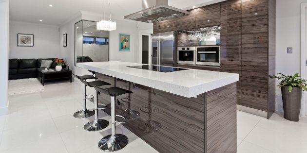 Ремонт кухни: выберите надёжное напольное покрытие