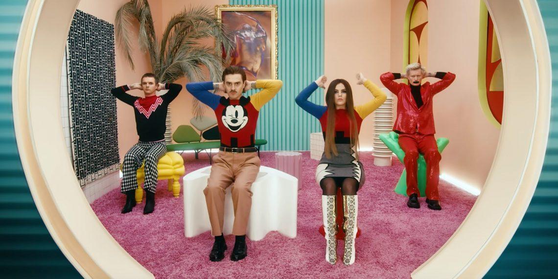 Как в Сети отреагировали на Little Big для «Евровидения»