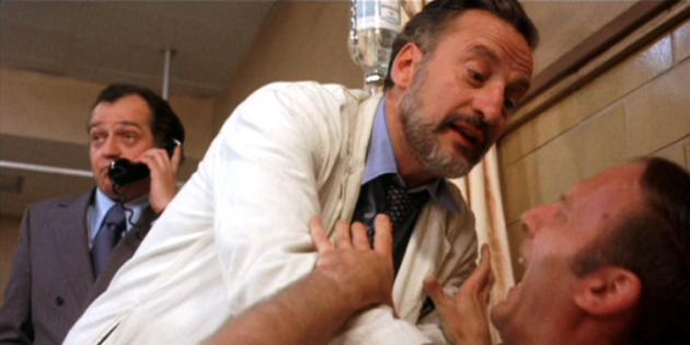 Лучшие фильмы про врачей и медицину: «Больница»