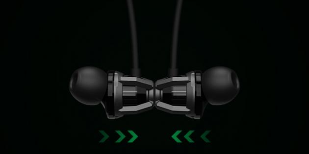 Xiaomi представила беспроводные геймерские наушники Black Shark Ophidian с минимальной задержкой