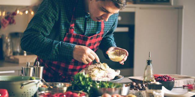 как мужчине ухаживать за собой: следить за питанием