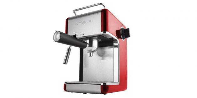 Рожковая кофеварка Polaris PCM 4002A
