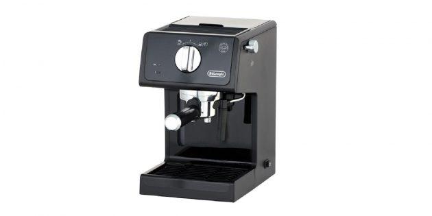 Рожковая кофеварка DeLonghi ECP31.21