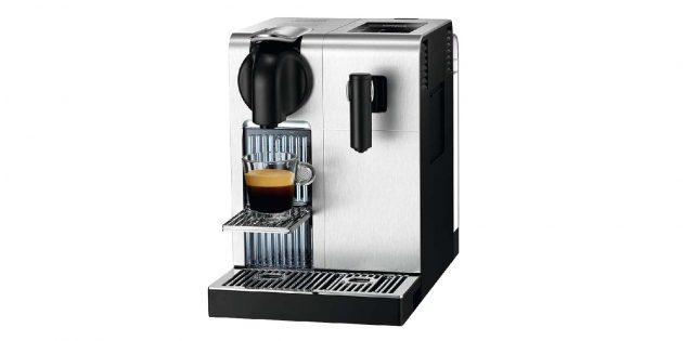 Капсульная кофемашина DeLonghi Lattissima Pro EN750MB