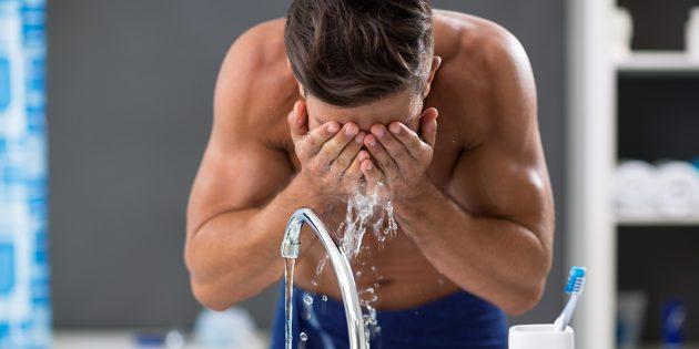 как мужчине ухаживать за собой: помнить про гигиену