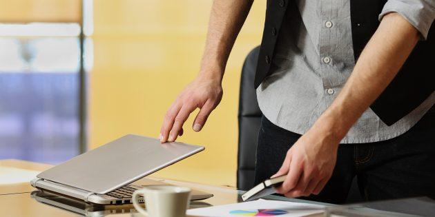 как мужчине ухаживать за собой: не проводить всё время за компьютером