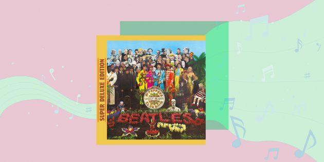 Культовые альбомы: Sgt. Pepper's Lonely Hearts Club Band