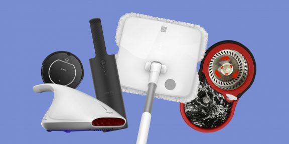 10 товаров с AliExpress для качественной уборки дома
