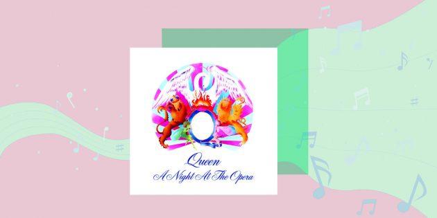 Легендарные альбомы: A Night At The Opera
