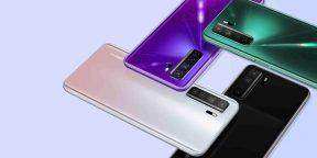 Huawei представила три 5G-смартфона Nova 7 и недорогой планшет MatePad