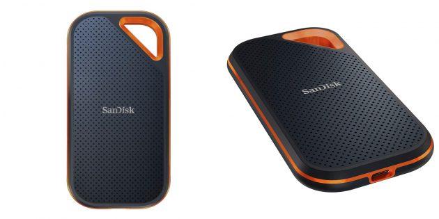 Лучшие SSD: SanDisk Extreme Pro (SDSSDE80-500G-G25)