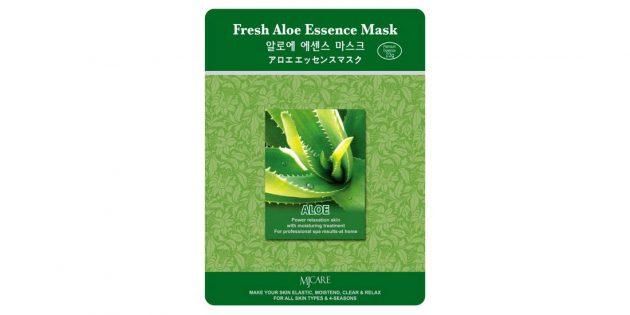 Успокаивающая маска Mijin Cosmetics
