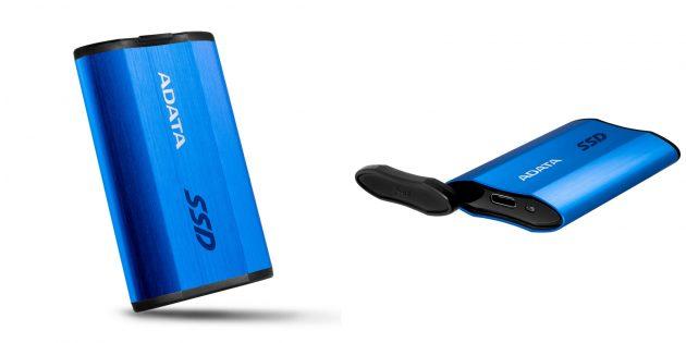 SSD: ADATA SE800 (ASE800-512GU32G2)