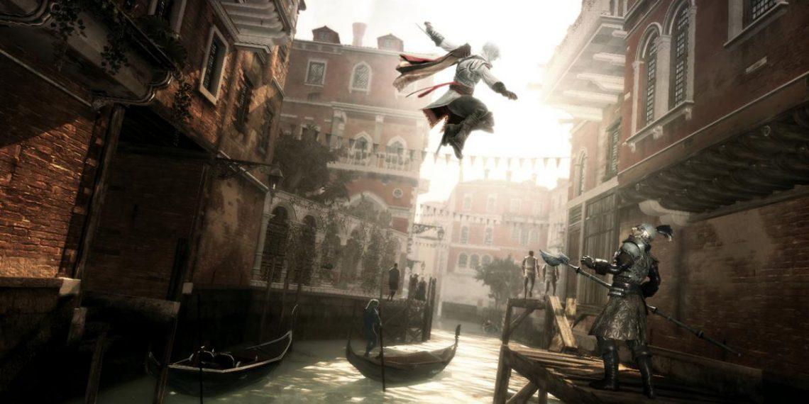 Ubisoft раздаёт Assassin's Creed II для ПК
