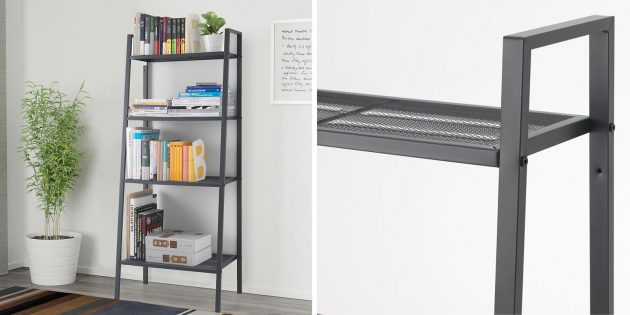 Секция полок IKEA «Лерберг»