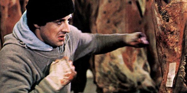 Фильмы про бокс: «Рокки»