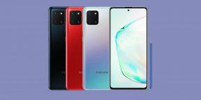Цена дня: Samsung Galaxy Note 10 Lite за 27990 рублей вместо 35990