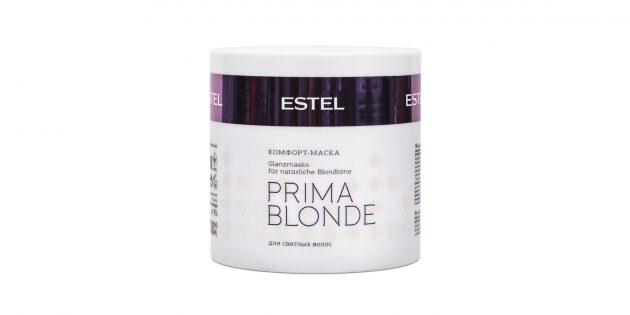 Маска для светлых окрашенных волос Estel