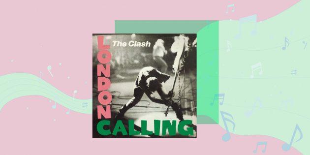Легендарные альбомы: London Calling