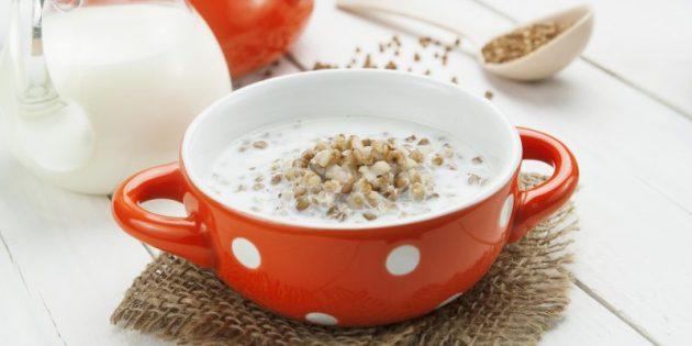 Продукты на карантин: Сливки и молоко